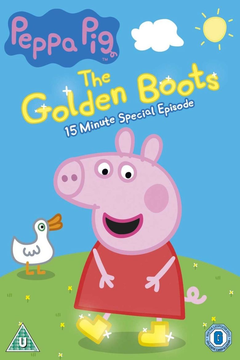 Peppa Pig: The Golden Boots (2015) - Where to Watch It
