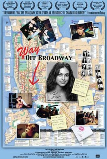 Way Off Broadway Poster