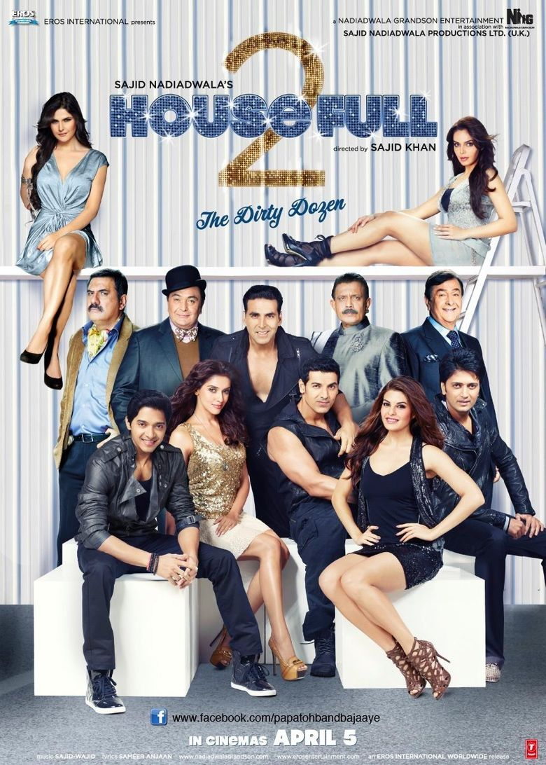 housefull 2 (2012) - where to watch it streaming online | reelgood