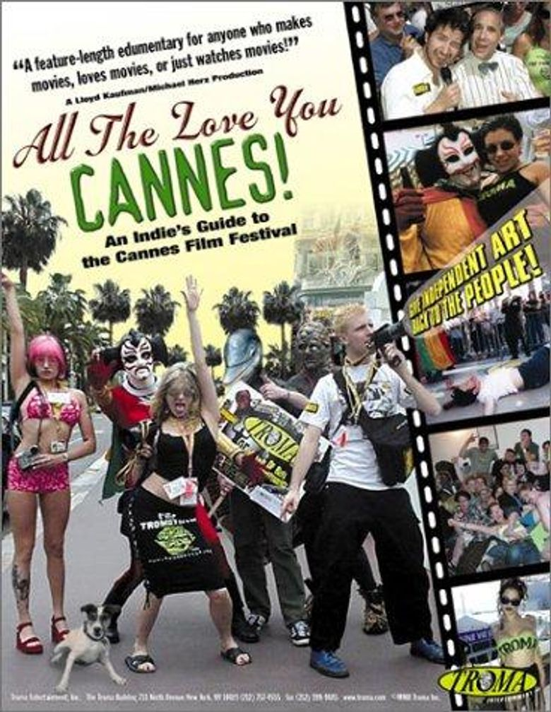 All the Love You Cannes! Poster