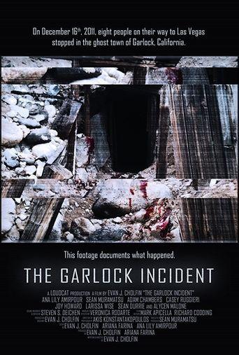 The Garlock Incident Poster