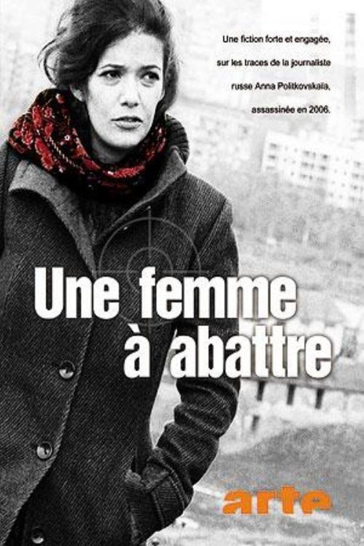 Une femme à abattre Poster