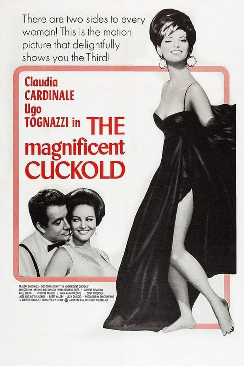 The Magnificent Cuckold Poster