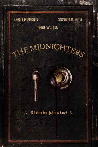The Midnighters Poster
