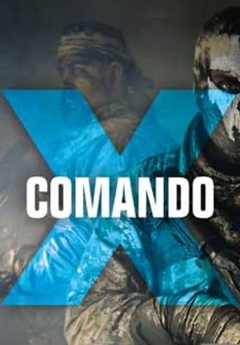 Comando X Poster