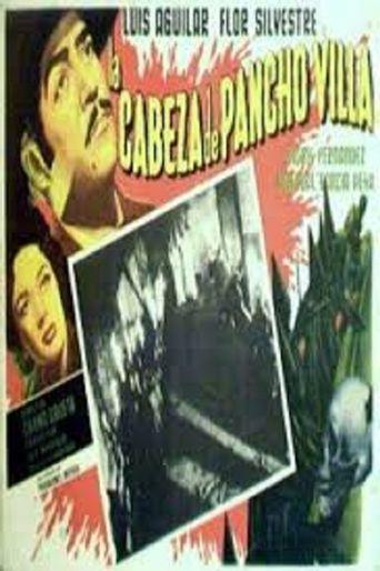 La cabeza de Pancho Villa Poster