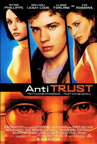 Watch Antitrust