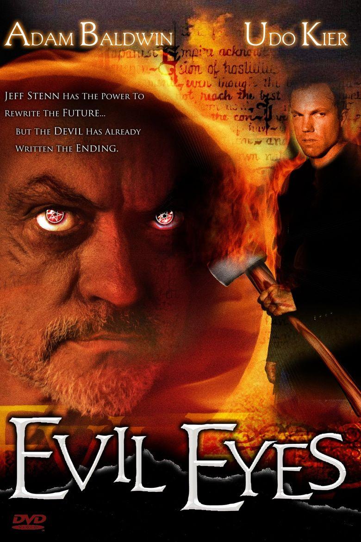 Evil Eyes Poster