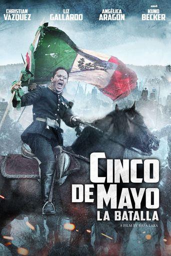 Cinco de Mayo: La Batalla Poster