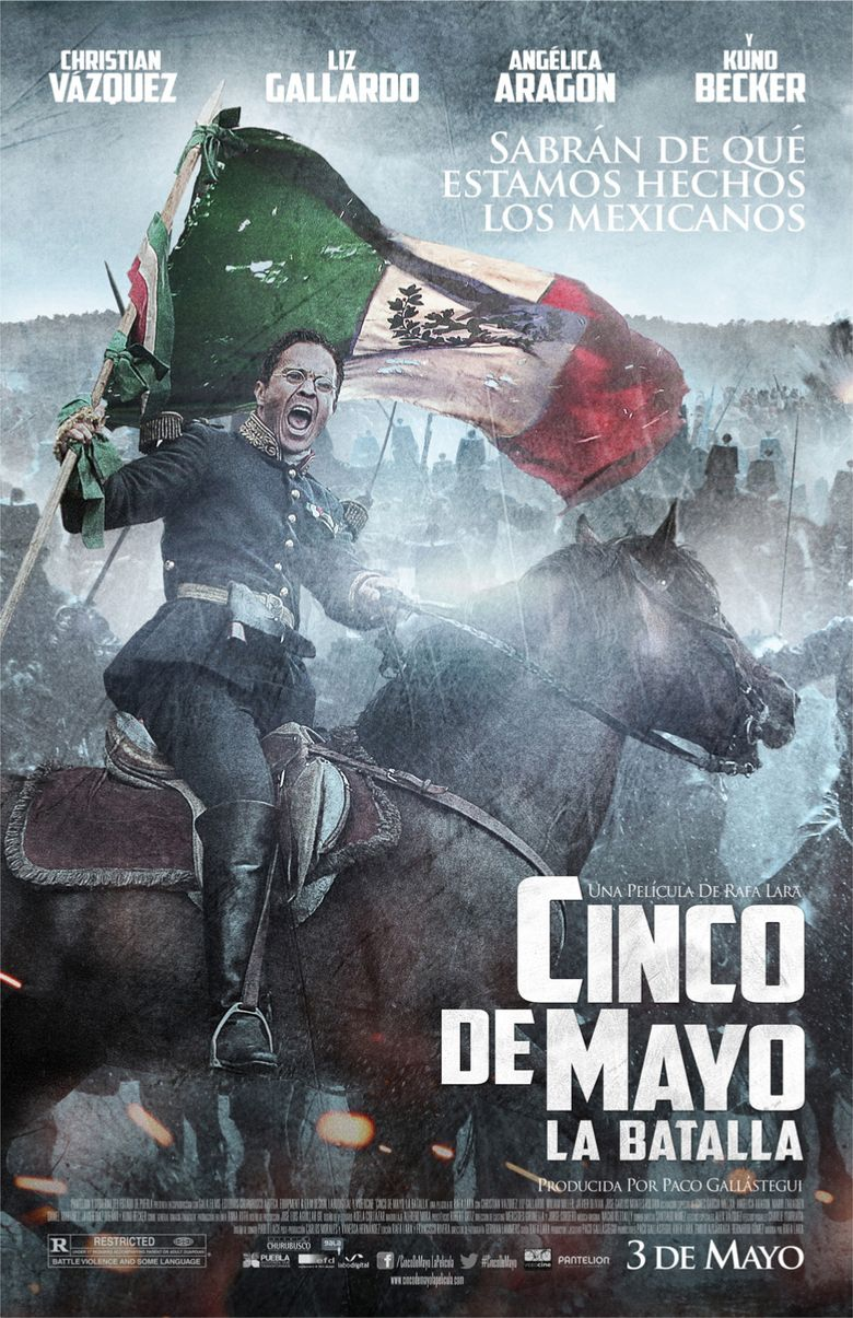Watch Cinco de Mayo: La Batalla