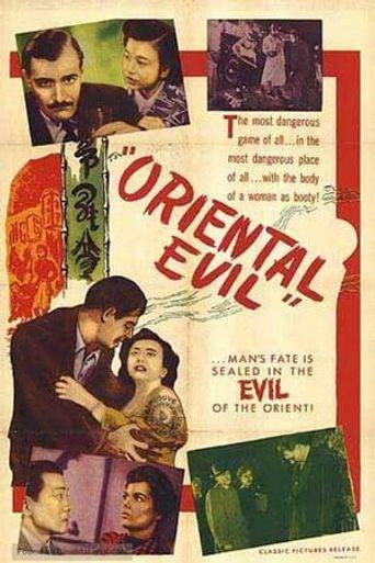 Oriental Evil Poster