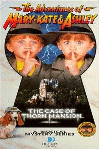 The Adventures of Mary-Kate & Ashley: The Case of Thorn Mansion Poster