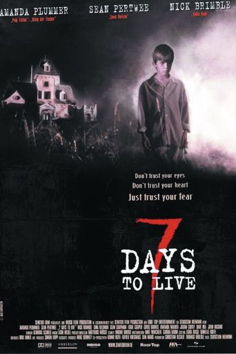 Seven Days to Live Poster