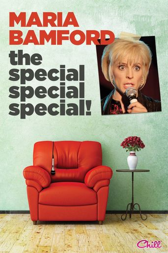 Maria Bamford: The Special Special Special! Poster
