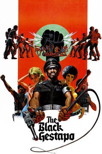 The Black Gestapo Poster