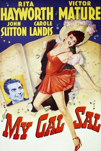 My Gal Sal Poster