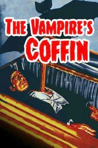 The Vampire's Coffin Poster