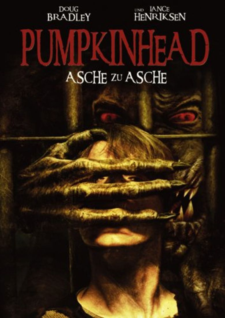 Pumpkinhead: Ashes to Ashes Poster