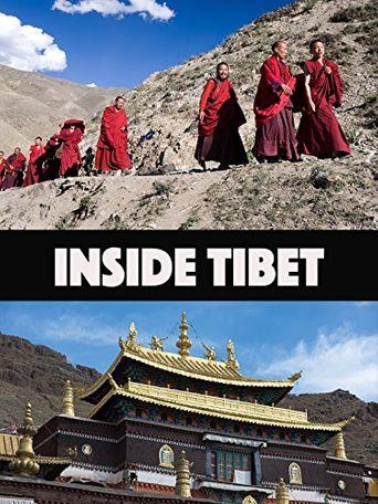 Inside Tibet Poster