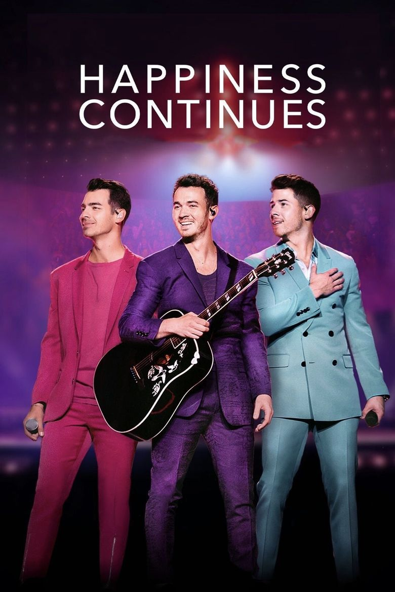 Happiness Continues Poster