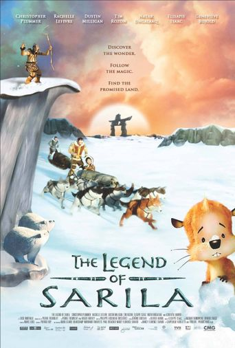 The Legend of Sarila Poster