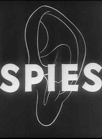 Spies Poster