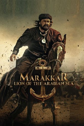 Marakkar - Arabikadalinte Simham Poster