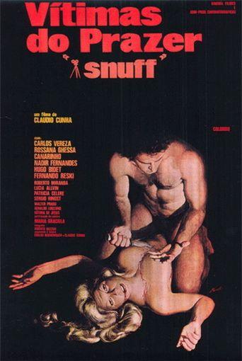 Snuff, Victims of Pleasure Poster