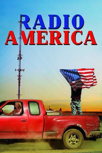 Radio America Poster