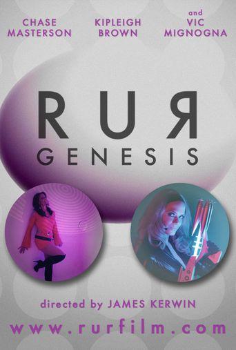 R.U.R. Genesis Poster