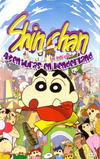 Crayon Shin-chan: Adventure In Henderland Poster