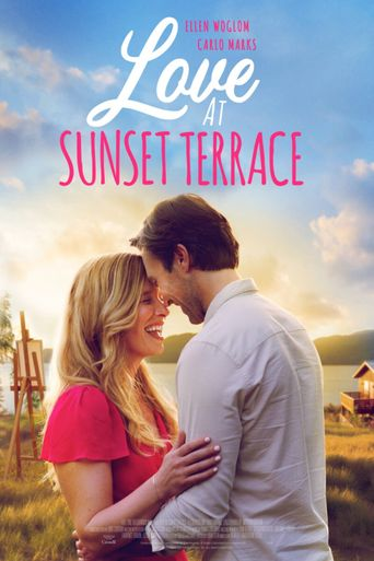 Love at Sunset Terrace Poster