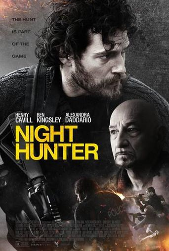 Night Hunter Poster