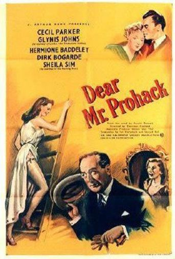 Dear Mr. Prohack Poster