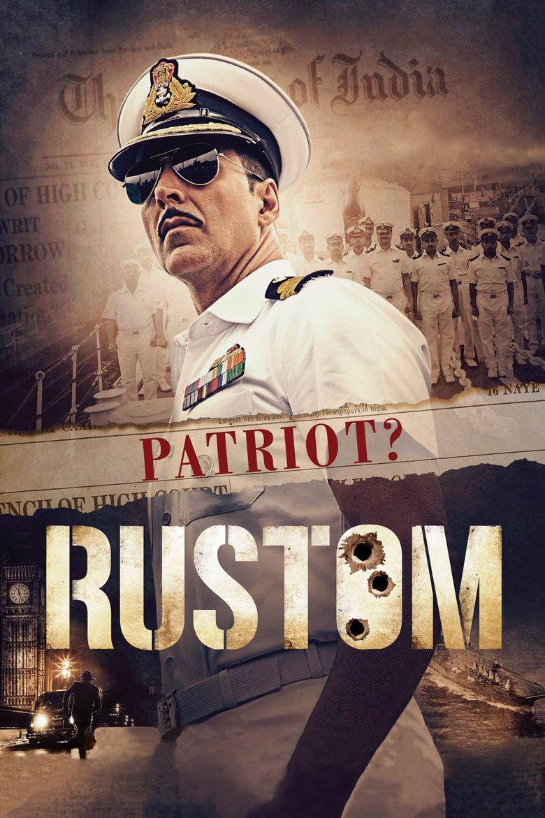 Watch Rustom