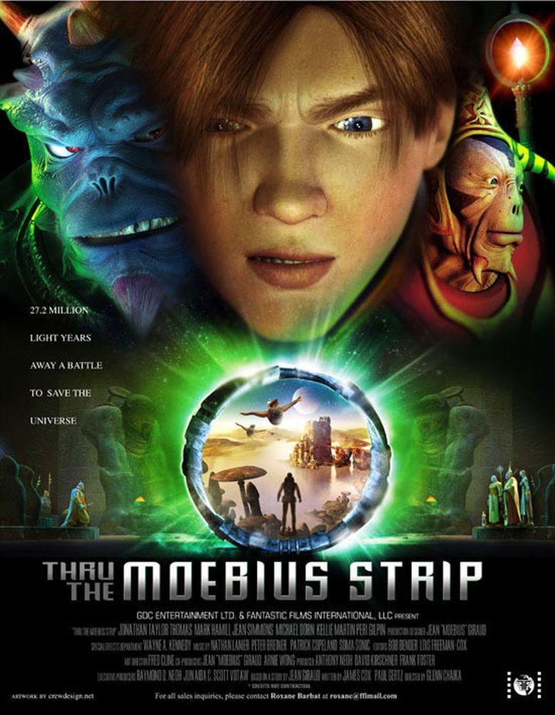 Thru the Moebius Strip Poster