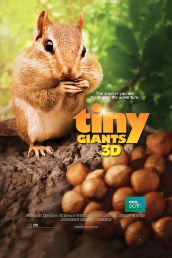 Tiny Giants 3D Poster