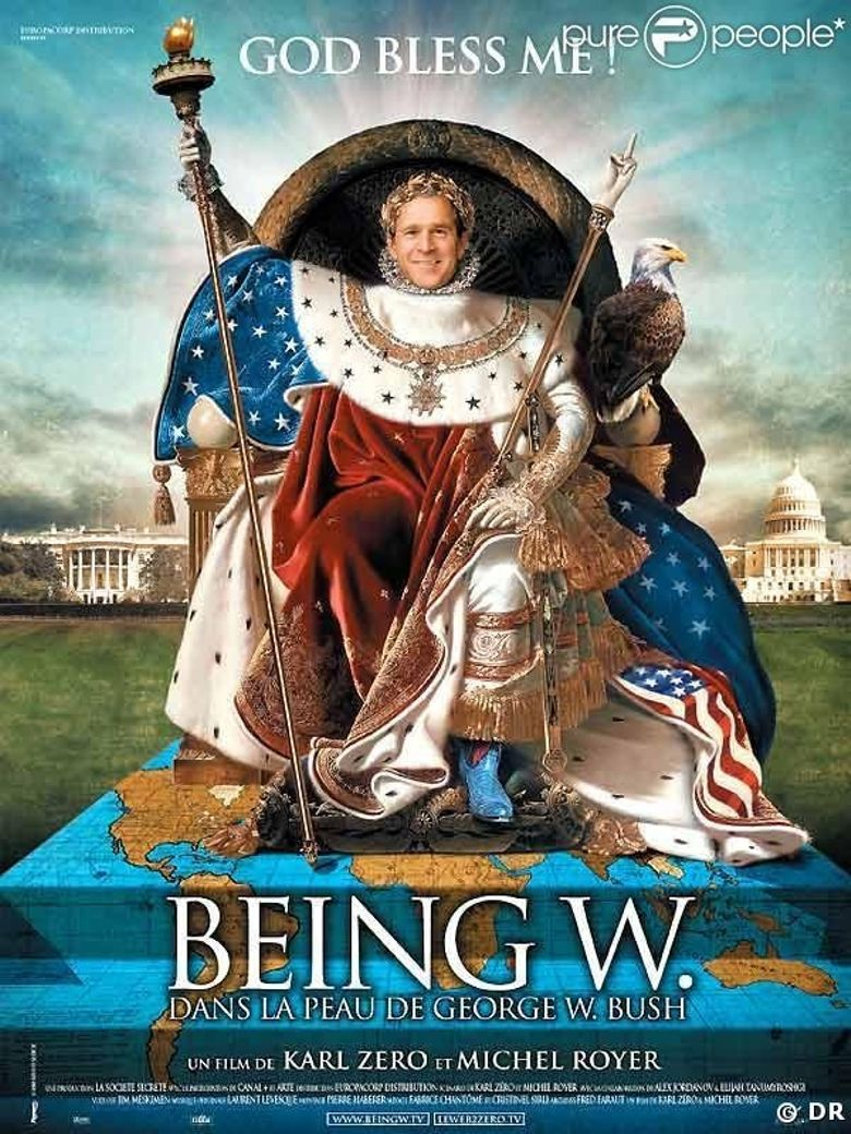 Being W Poster