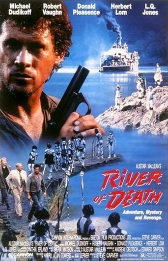 River of Death Poster