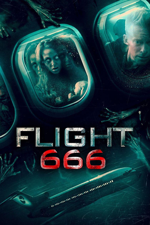 Flight 666 Poster