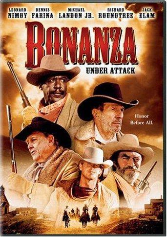 Bonanza: Under Attack Poster