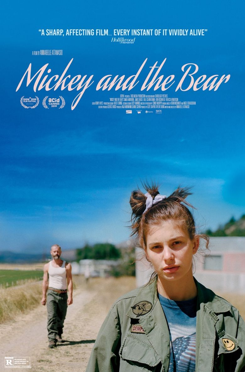 Mickey and the Bear Poster