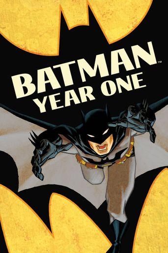 Watch Batman: Year One