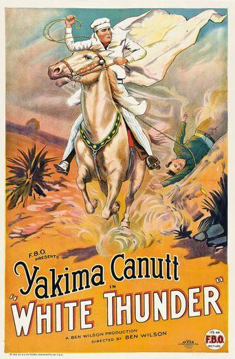 White Thunder Poster