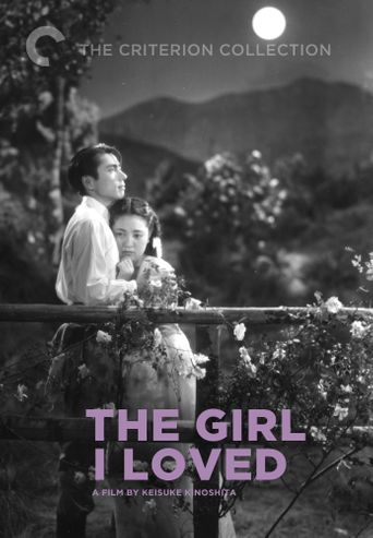 The Girl I Loved Poster
