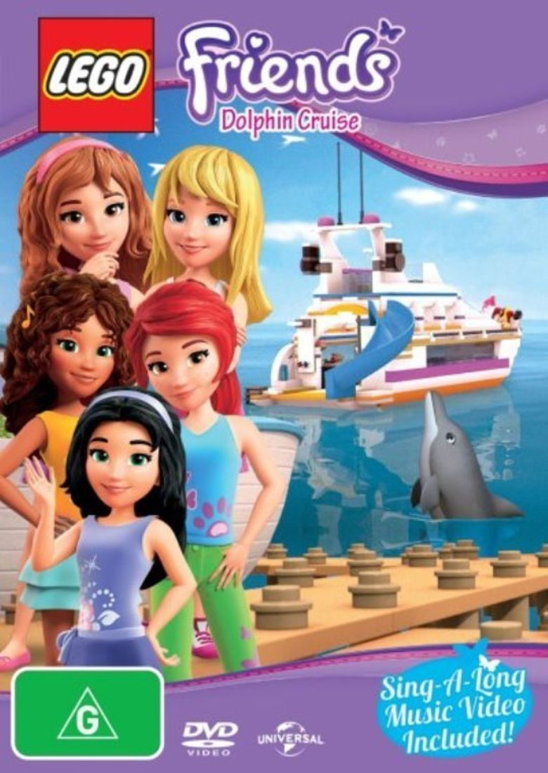 Friends: Dolphin Cruise Poster