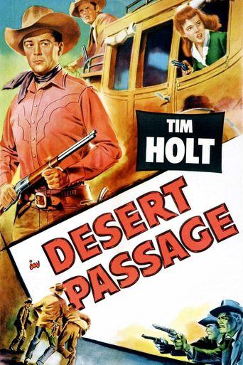 Desert Passage Poster