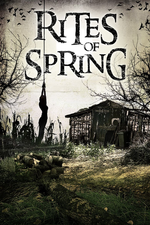 Rites of Spring Poster