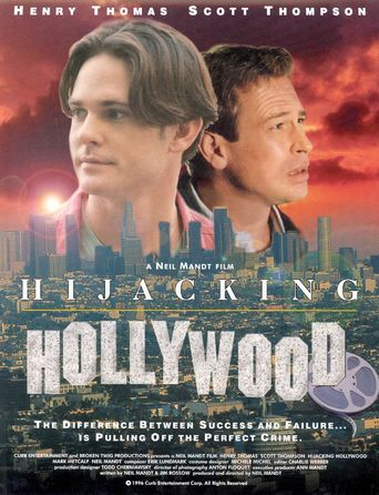 Hijacking Hollywood Poster