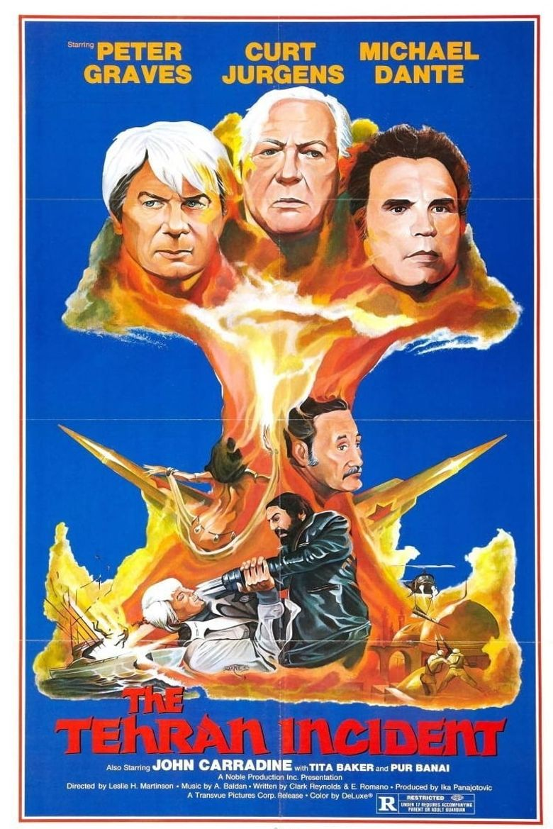 Missile X: The Neutron Bomb Incident Poster